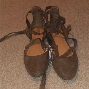 Mossimo Strap Up Sandals